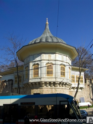 Photo of The Alay Pavilion at Topkapi Palace in Istanbul, Istanbul