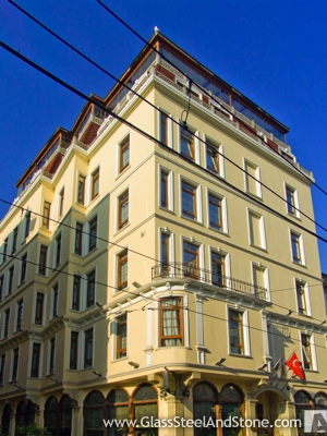 Best Western Empire Palace Hotel in Istanbul, Istanbul