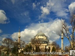 Beyazit Mosque in Istanbul, Istanbul