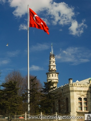 Beyazit Tower in Istanbul, Istanbul