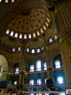 Photo of The Blue Mosque in Istanbul, Istanbul