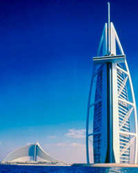 Photo of Burj Al Arab in Dubai, Dubai