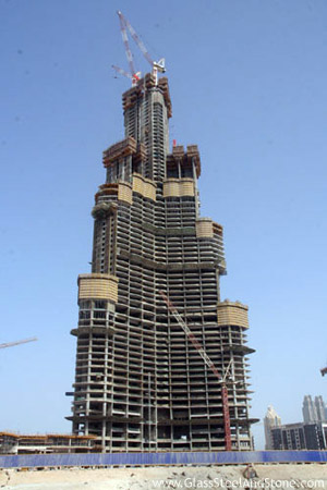 Photo of The Burj Khalifa in Dubai, Dubai