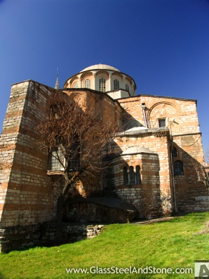 The Church of Saint Saviour in Chora in Istanbul, Istanbul
