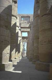 Photo of The Temple of Luxor and Karnak Temple in Luxor, Luxor