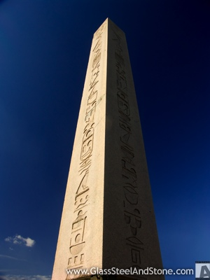 The Obelisk of Theodosius in Istanbul, Istanbul