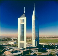 Photo of Emirates Tower II in Dubai, Dubai
