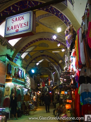 Photograph of The Grand Bazaar