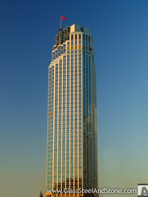 Isbank Tower 1 in Istanbul, Istanbul