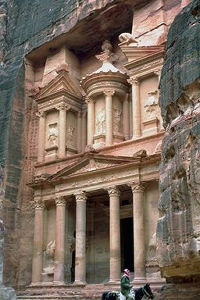 Photo of Petra in Arabah, Muhafazat Ma`an