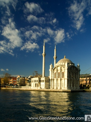 The Grand Imperial Mosque of Sultan Abdülmecid in Istanbul, Istanbul