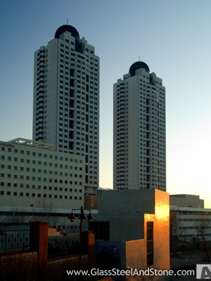 MetroCity Millennium 2 and 3 in Istanbul, Istanbul