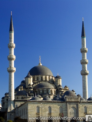 The New Mosque in Istanbul, Istanbul
