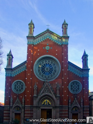 Saint Anthony Cathedral in Istanbul, Istanbul