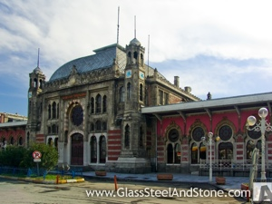 Sirkeci Station in Istanbul, Istanbul