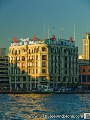 Turkish Port Authority in Istanbul, Istanbul