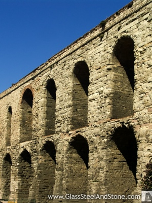Photo of Valens Aqueduct in Istanbul, Istanbul