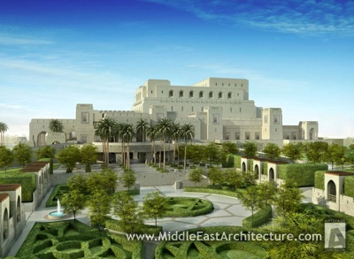 Photo of Royal Opera House in Muscat, Ruus al Jibal